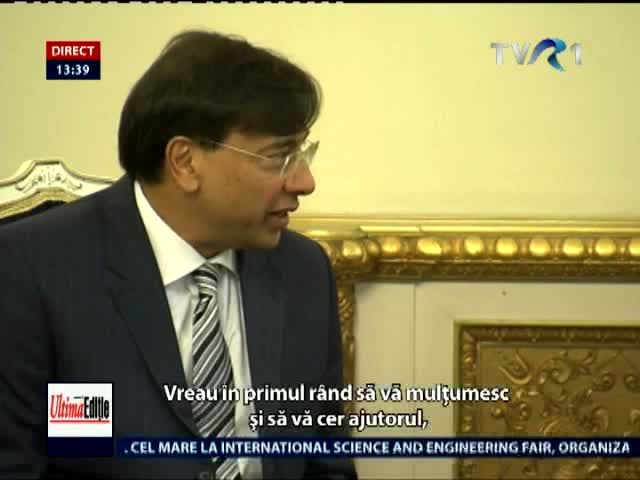 Lakshmi Mittal, lobby la Bucureti pentru energie mai ieftin