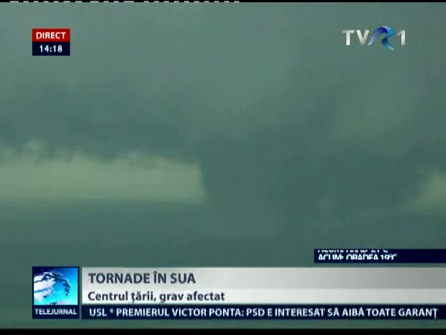 SUA: Tornadele au fcut victime i mari pagube n mai multe state