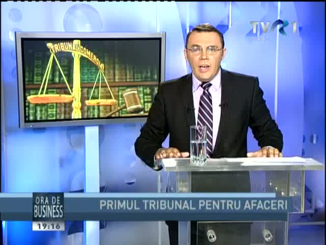 Guvernul vrea s nfiineze primul tribunal comercial din Romnia