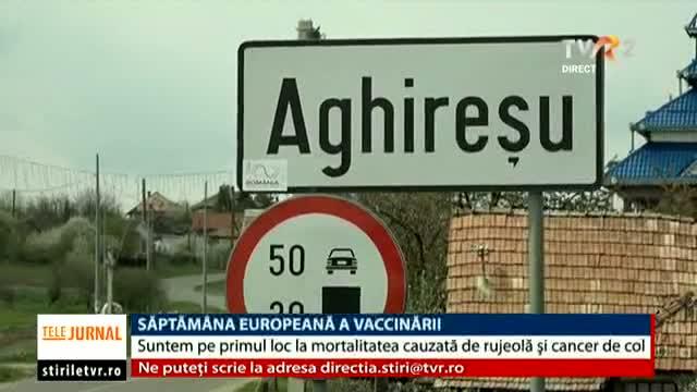 Săptămâna Europeană A Vaccinării România Pe Primul Loc La